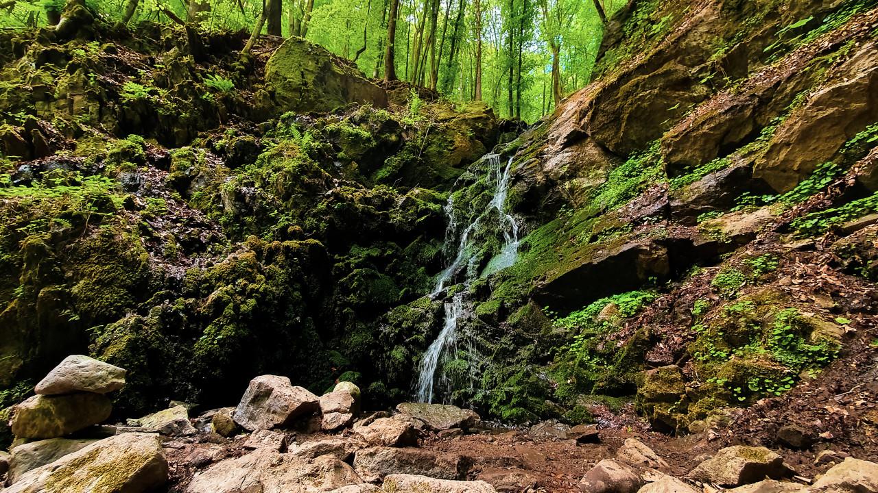 turovsky vodopad